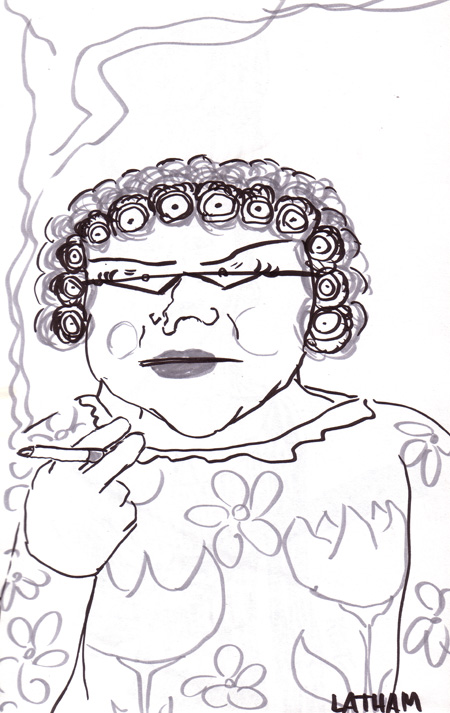 evil grandma #3