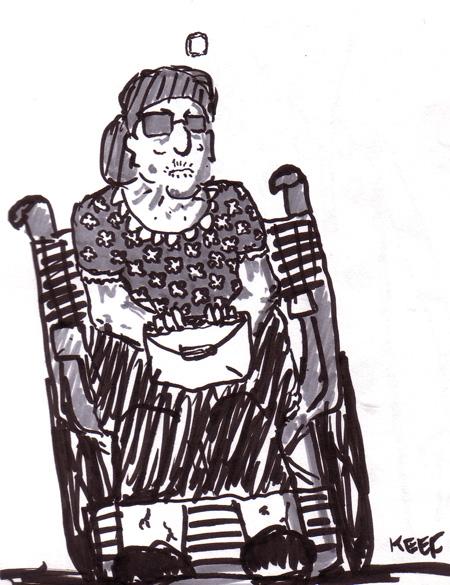 evil grandma #2