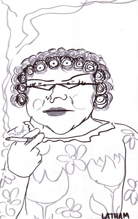 evil grandma #3